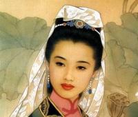 李清照肖像